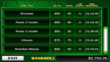 Screenshot of Reels O Dublin HD Slot Machine