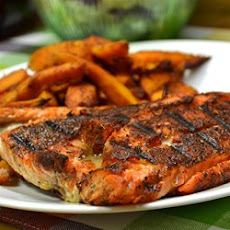 Blackened Salmon Fillets