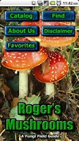 Screenshot of Roger Phillips Mushrooms
