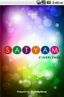 Screenshot of Satyam Cineplexes