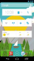 Screenshot of Clock Now