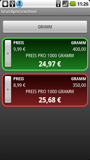 Base price calculator