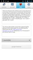 Screenshot of AppCobber -