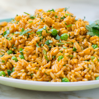 Mexican Rice Pilaf