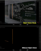 Screenshot of Home Security Camera WardenCam