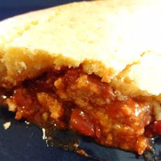 Speedy Chili Pot Pie
