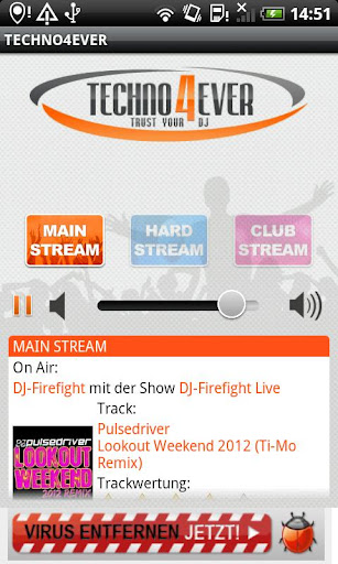 TECHNO4EVER Radio