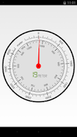 Screenshot of Barometer