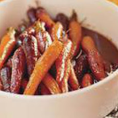 Root Beer Carrots