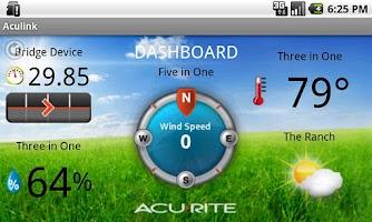 Screenshot of Acu-Link