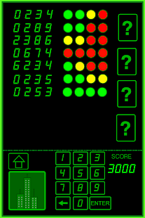 Bomb Defuse Code Breaker - screenshot