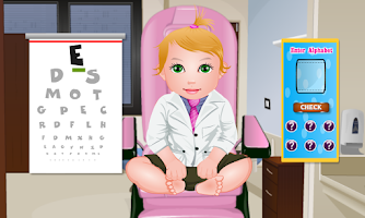 Screenshot of Baby Eye Care - Baby Games