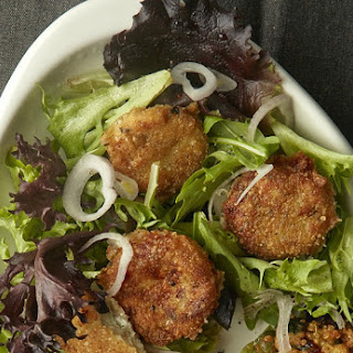 Salad With Goat Cheese Croutons Recipes