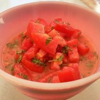 Tomato Salad Dressing Mustard Recipes