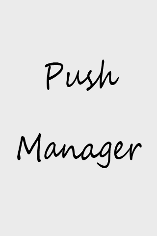PushManager