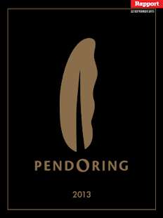 Pendoring 2013 - screenshot