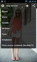 Screenshot of Fashion Kaleidoscope
