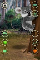 Screenshot of Talking Koala Bear