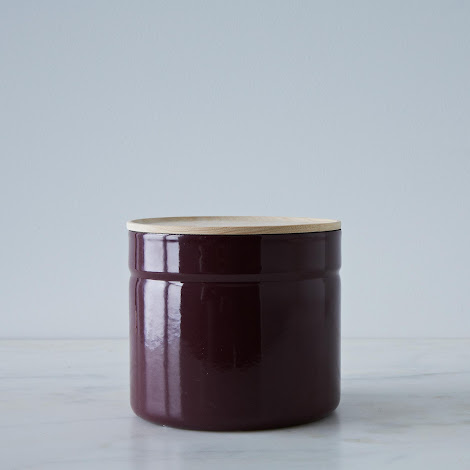 Riess Enamel Canister 1,350 mL