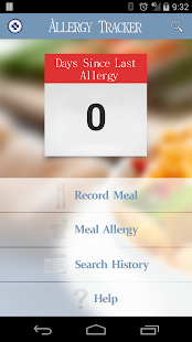 Allergy Tracker (Ad Free) - screenshot
