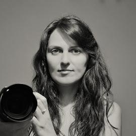 ... by Danae Kaps - People Portraits of Women