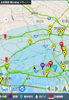 Screenshot of 交通違反撲滅委員会EXECUTIVE オービス・ねずみ捕り