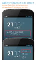 Screenshot of 2 Battery Pro - Battery Saver