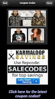Screenshot of Karmaloop Best Coupon Codes