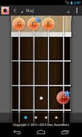 Screenshot of Ukulele Chord+Scale+Game LE
