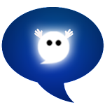 GO SMS Ghost Theme 2.0 Apk