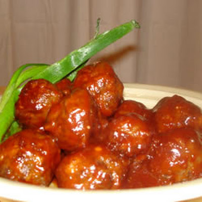 Cocktail Meatballs III