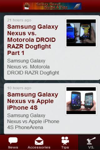 免費下載生活APP|Galaxy Nexus Guide & Tips app開箱文|APP開箱王