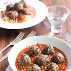 Turkey Meatball with Veggies