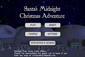 Screenshot of Santa's Christmas Adventure
