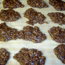 Jiffy No Bake Oat Drops