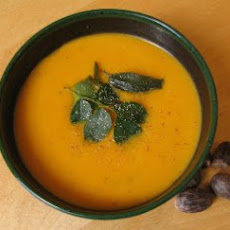 Butternut Squash and Sage Soup Recipe