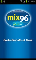 Screenshot of Mix 96