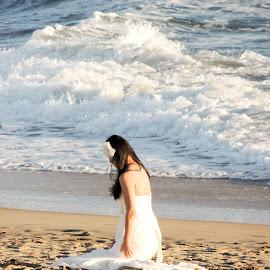 by Chuck Dunmire - Wedding Bride