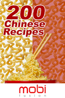Screenshot of 200 Chinese Recipes