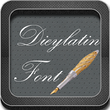 Dieylatin Fonts Free for S3
