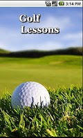 Screenshot of Golf Lessons