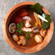 Tom Yum Goong Soup Recipe