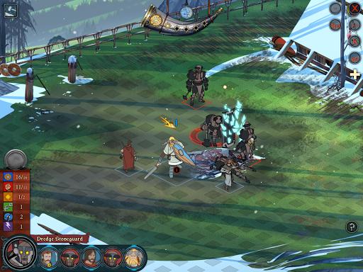 The Banner Saga - screenshot