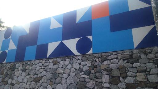 Mural Arte Moderno
