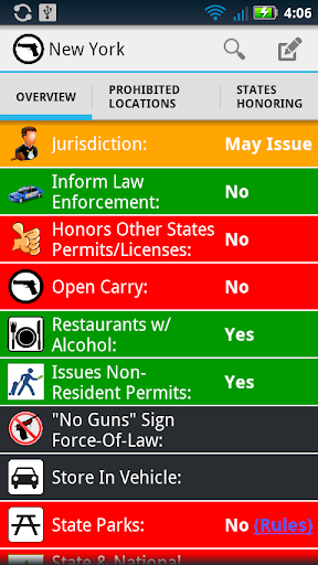 Concealed Carry Weapon Laws For PC