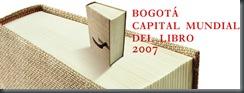 Bogota Capital Mundail Libro