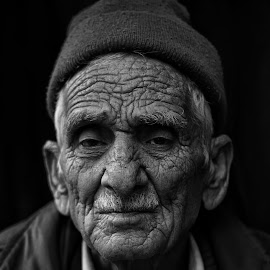 Five to 100 by Sheraz Mushtaq - People Portraits of Men (  )