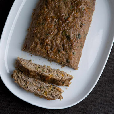 Turkey and Apricot Meatloaf