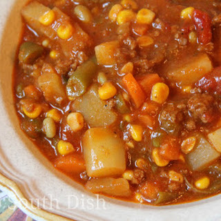 Potato Stew With Ground Beef Recipes