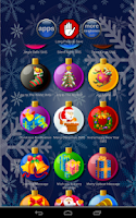 Screenshot of Christmas Notification Sounds